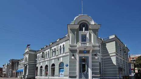 Realization of premium real estate in Khabarovsk!