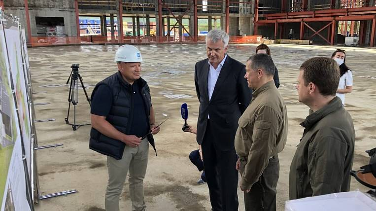 Trutnev: it is necessary to change the method of subsidizing the construction of social facilities in the Far Eastern Federal District