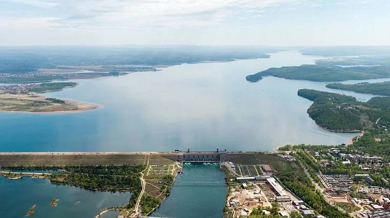 Water discharges at the Irkutsk hydroelectric power station will increase to maximum indicators