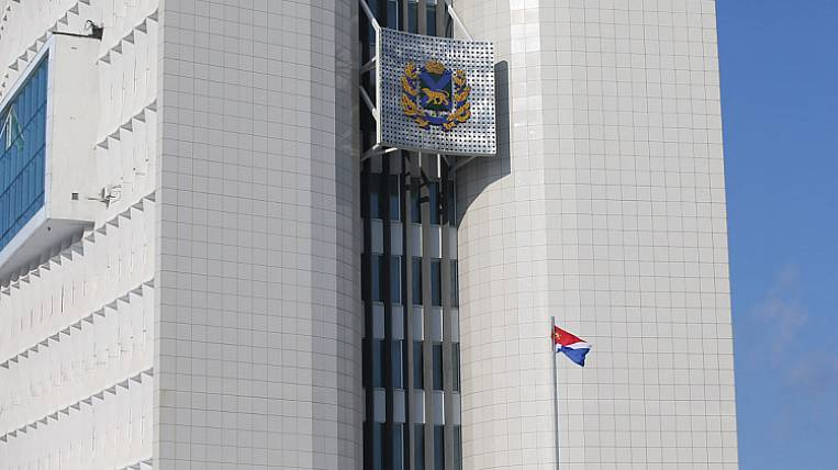 The head of the Ministry of Finance was appointed in the Primorsky Territory