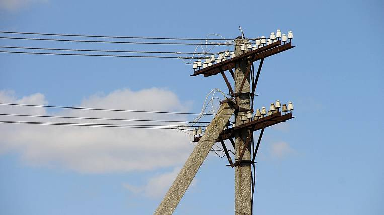 Two villages were left without electricity in the Khabarovsk Territory