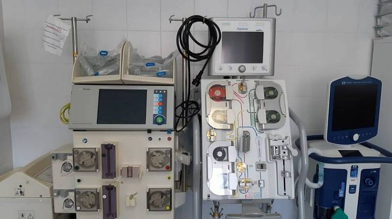 Medical facilities in Sakhalin switched to a special mode of operation