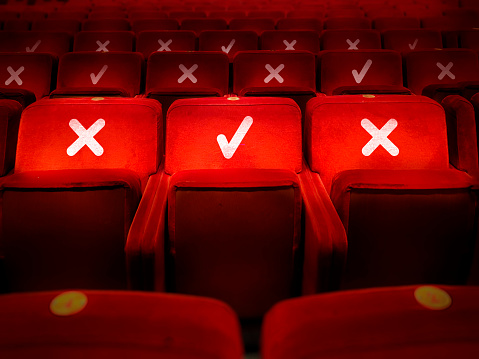 Restrictions on the number of spectators in theaters weakened in the Angara region