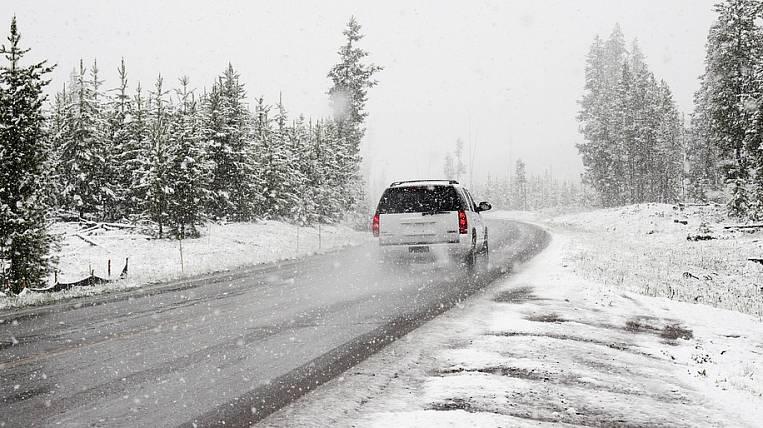 Snowstorms will fall on six regions of Yakutia