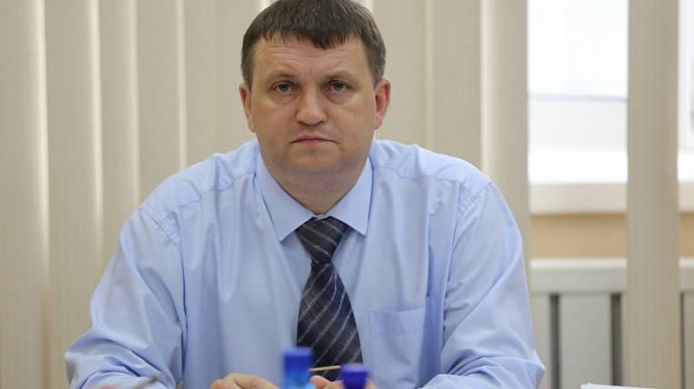 Trans-Baikal Deputy Prime Minister resigns