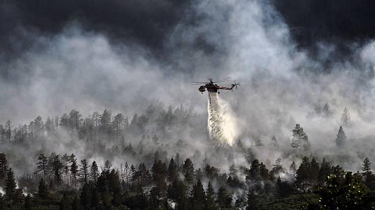 Residents of Yakutsk are choking on acrid smoke