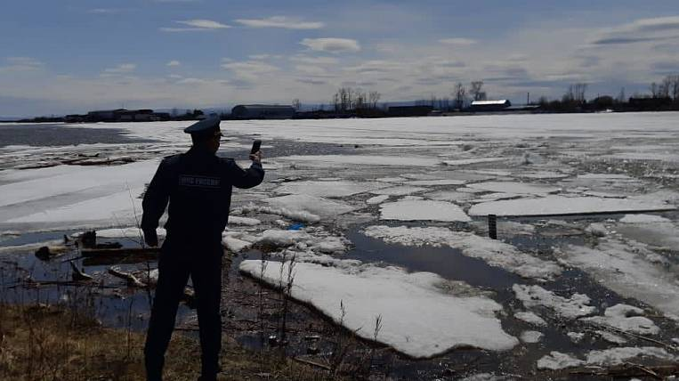Due to the flood in the Khabarovsk Territory, an emergency regime was announced
