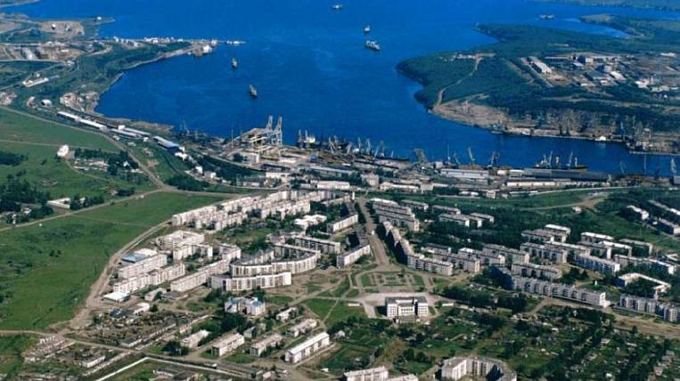 To reduce emissions of coal dust due to complaints of local residents obliged the port of Vanino