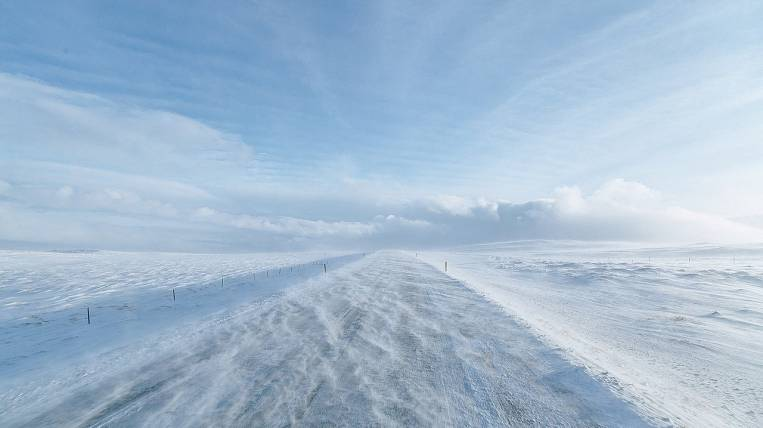 Bad weather will fall on Kolyma