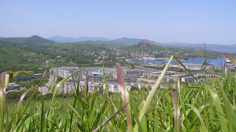 Plans to create infrastructure for the two new TOPs preserves Primorye