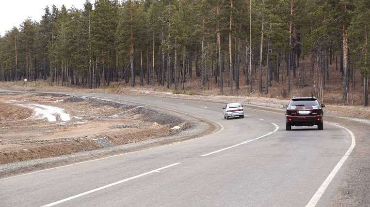 At the entrance to Ulan-Ude, a checkpoint was established
