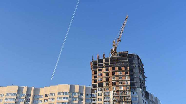 Housing development will be in the Amur region