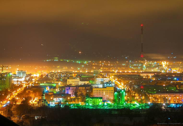 Sakhalin Oblast: results - 2015, trends - 2016