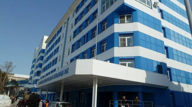 Hospitals and clinics transferred to a special regime in the Khabarovsk Territory