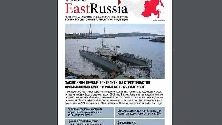 EastRussia Newsletter: Unscheduled inspections await stevedores in Primorye