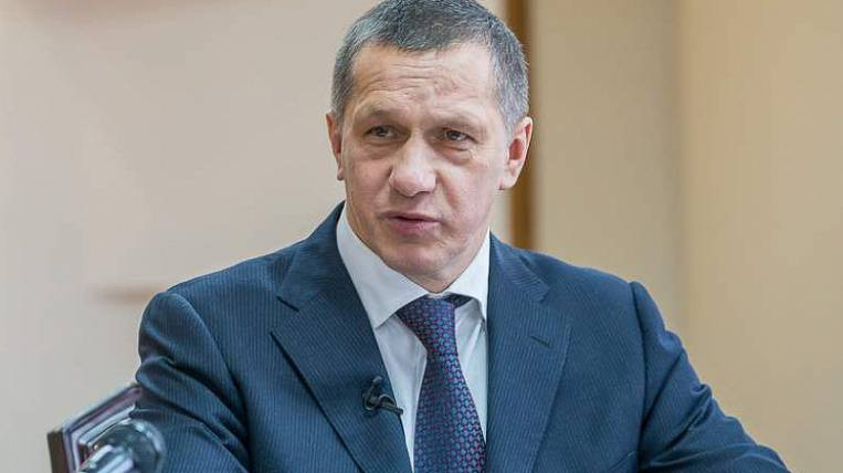 """Yuri Trutnev praised the work of the """"agricultural land bank"""" in the Far East"""