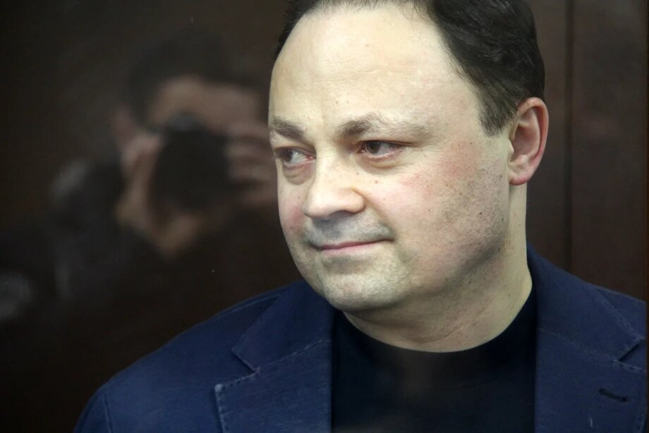 Prosecutor General's Office arrested the accounts of companies of the ex-mayor of Vladivostok