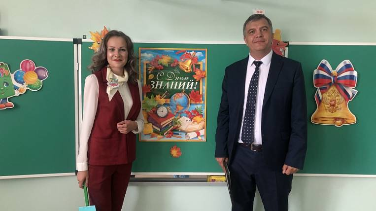 Zemsky teachers will receive more than 40 million rubles in Transbaikalia