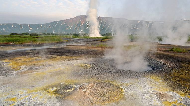 The anniversary of the discovery of the valley of geysers is celebrated in Kamchatka